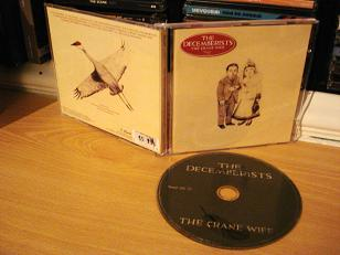 13. The Decemberists - The crane wife
