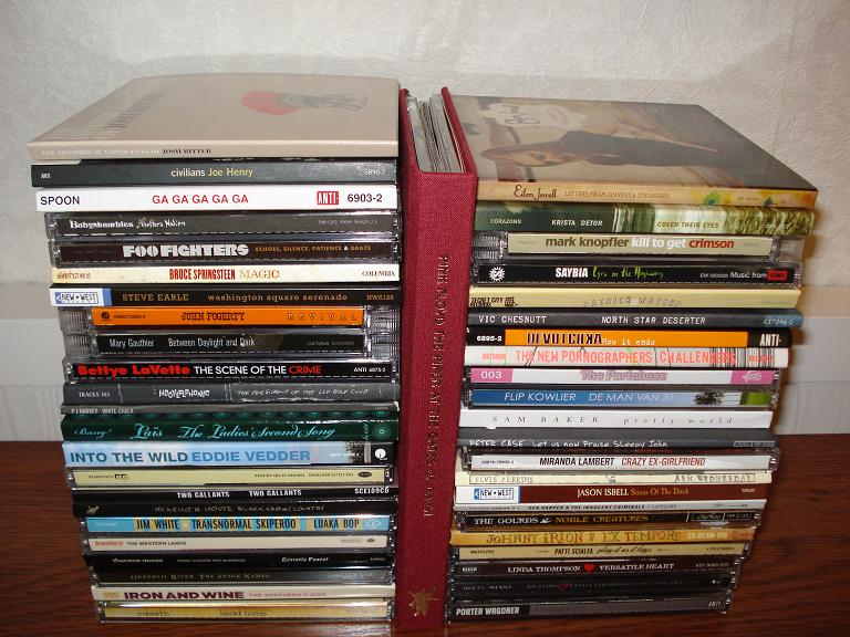 cd aankopen herfst 2007 03