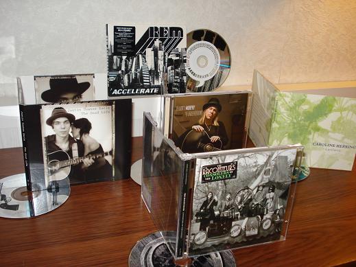 CD aankopen week 13 2008