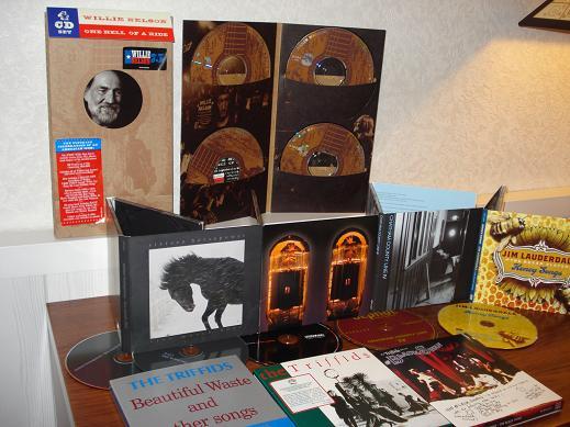 CD aankopen week 15 2008