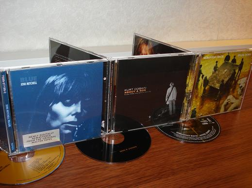 CD aankopen week 2 2008