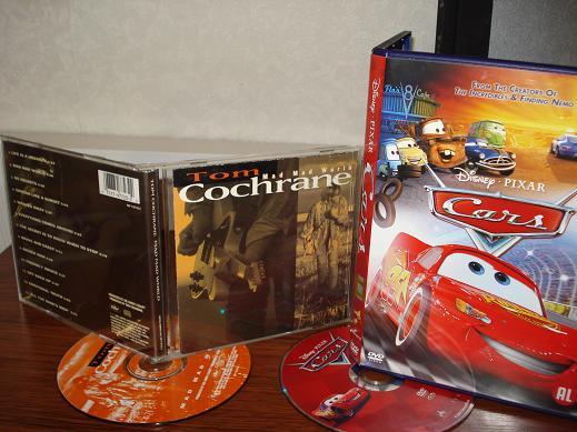 Tom Cochrance & Cars