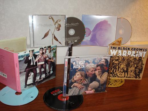 CD aankopen week 10 2008