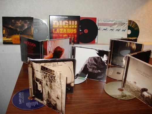 CD aankopen week 9 2008