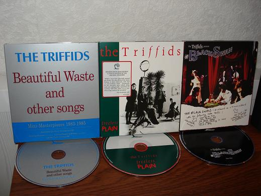 The Triffids - reissues