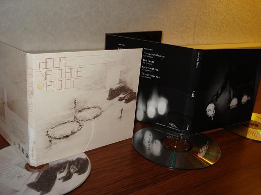 CD aankopen week 16 2008