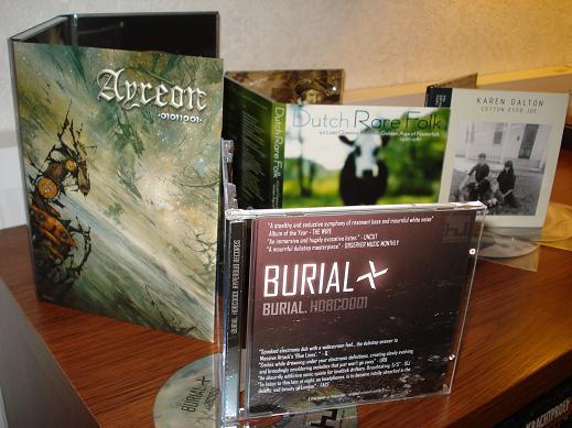 CD aankopen week 4 2008