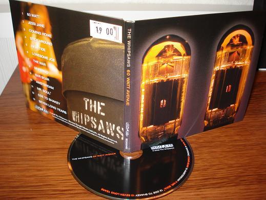 The Whipsaws - 60 watt avenue