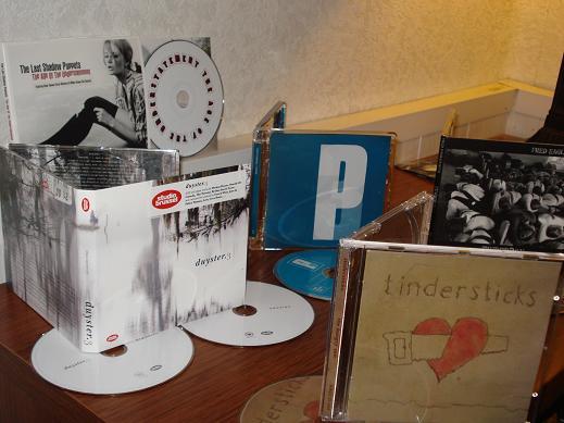 CD aankopen week 17 2008