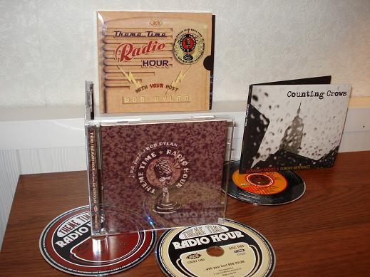 CD aankopen week 12 2008