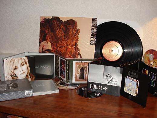 CD aankopen week 1 2008