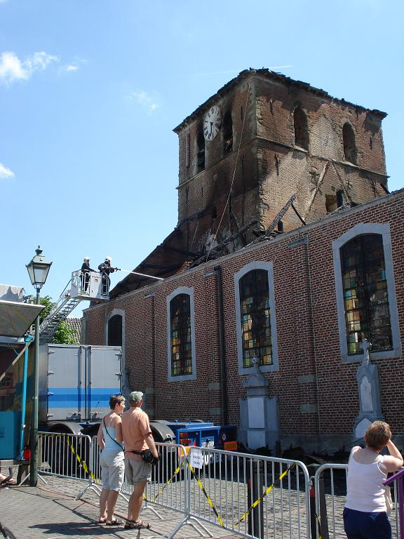 brand kerk galmaarden 10