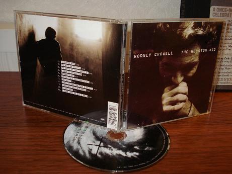 Rodney Crowell - The houston kid