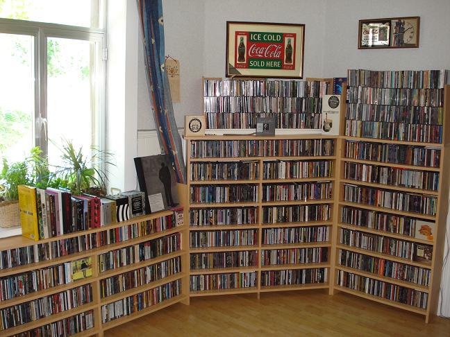 Roens CD Collectie Mei 2008
