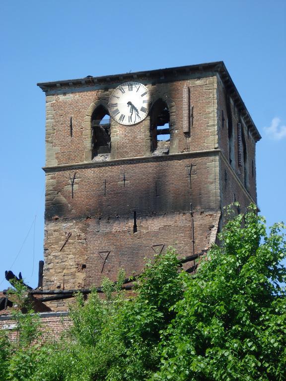brand kerk galmaarden 13