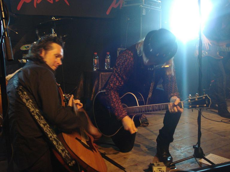 Elliott Murphy live @ Kortrijk 11 05 2008 foto 4