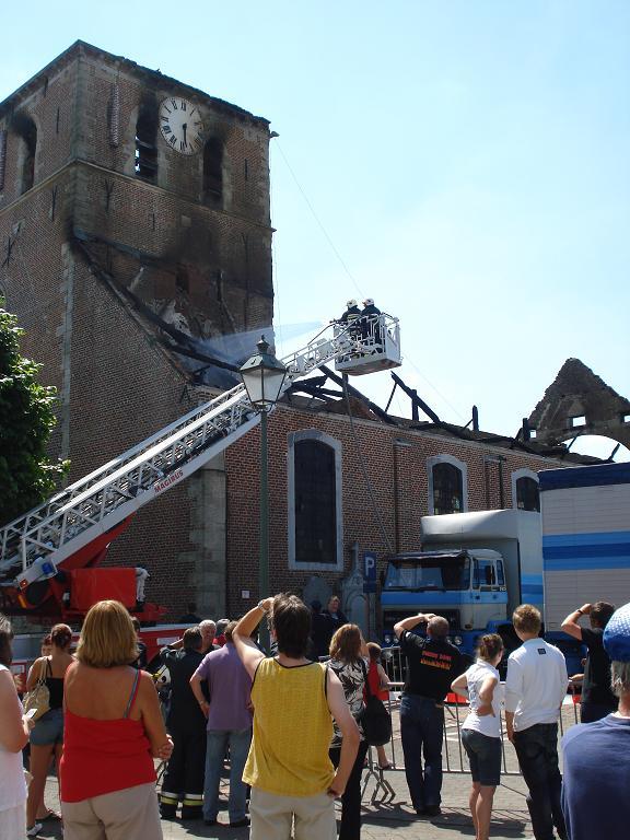 brand kerk galmaarden 11