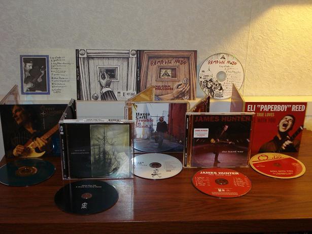 CD aankopen vrijdag 20 juni 2008 week 25 deel 1