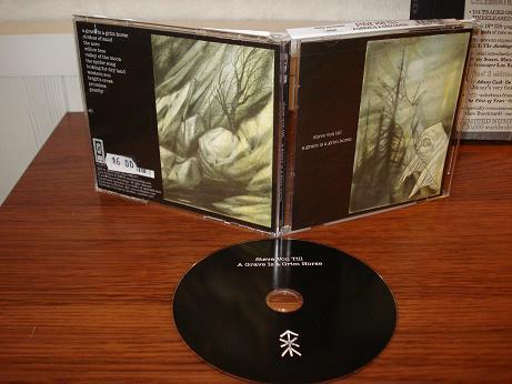 04 Steve Von Till - A grave is a grim horse