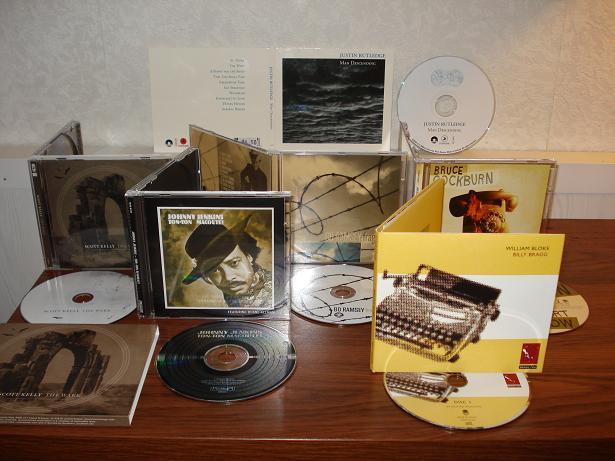 CD aankopen 30 mei 2008