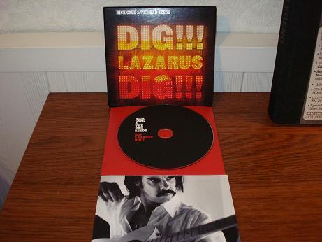 16 Nick Cave & The Bad Seeds - Dig, lazarus, dig!!!