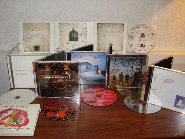 CD aankopen 16 mei 2008