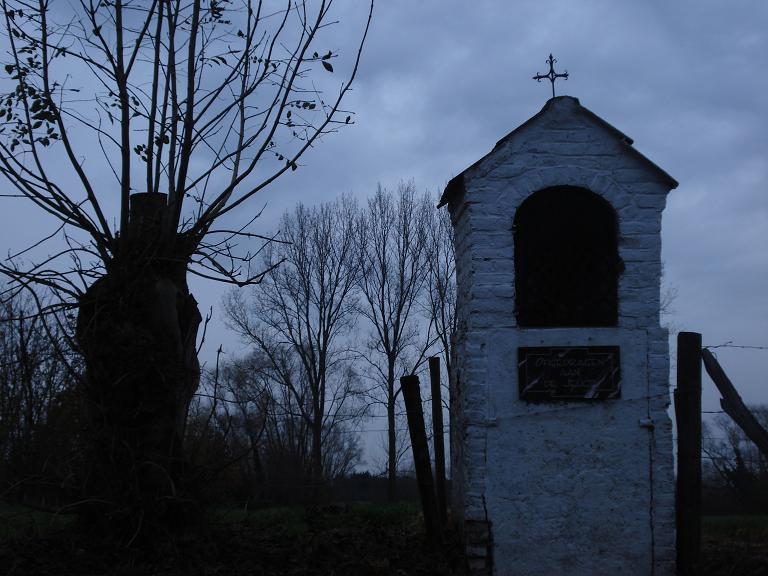 mijn begraafplaats