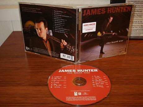 10 James Hunter - The hard way