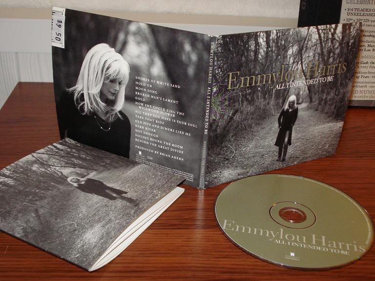 Emmylou Harris- All I intended to be