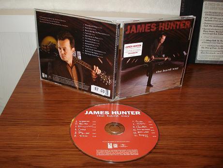 James Hunter - The hard way