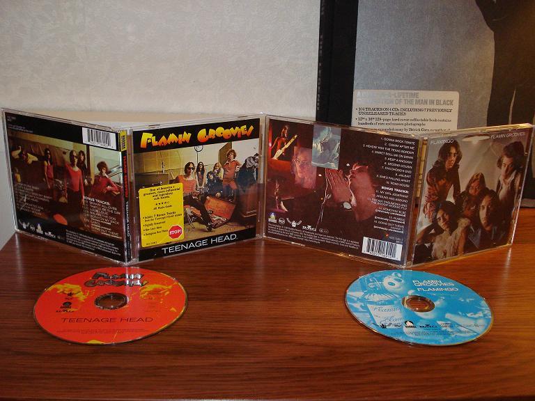 CD aankopen 30 juni 2008 week 27