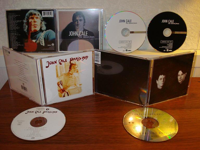 CD aankopen week 27 Deel 1