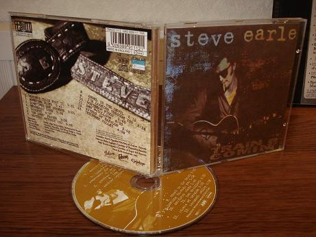 Nr.95 - Steve Earle - Train a comin'