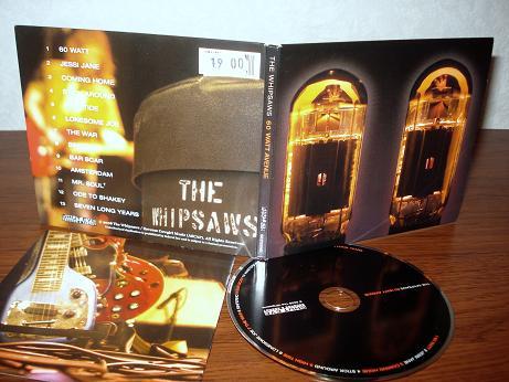 46 The Whipsaws - 60 watt avenue