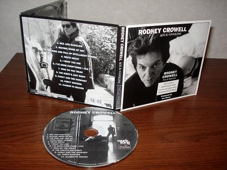 49 Rodney Crowell - Sex & gasoline