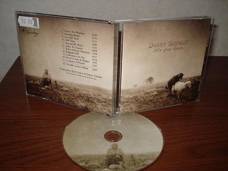 14 Danny Schmidt - Little grey sheep