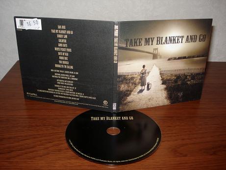 41 Joe Purdy - Take my blanket and go