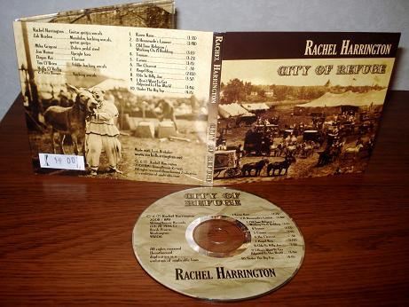 18 Rachel Harrington - City of refuge
