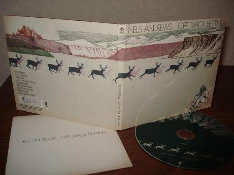13 Nels Andrews - Off track betting