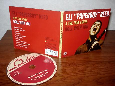 32 Eli Paperboy Reed & The True Loves - Roll with you