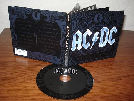 19 acdc - black ice