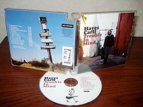 45 Hayes Carll - Trouble in mind