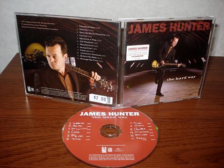 31 James Hunter - The hard way
