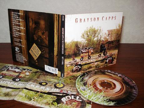 47 Grayson Capps - Rott N Roll
