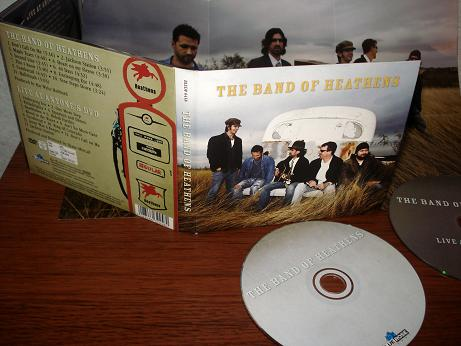 16 The Band Of Heathens