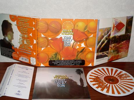 34 Brian Wilson - That lucky old sun