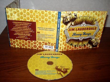 36 Jim Lauderdale & The Dream Players - Honey songs