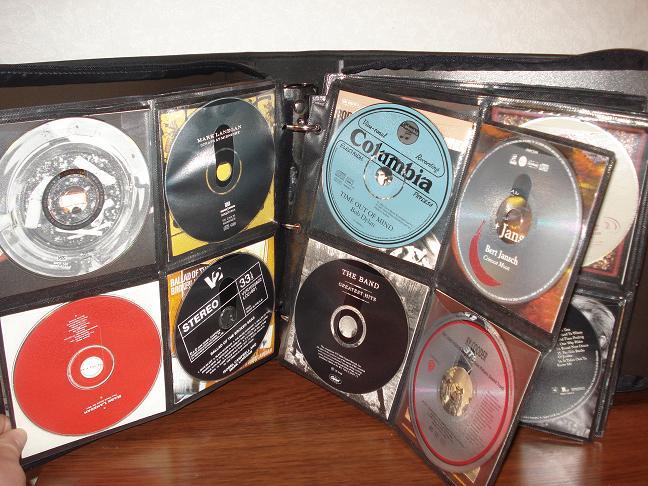 CD tas