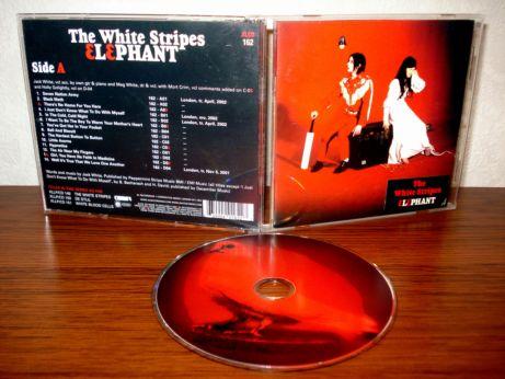 60 The White Stripes - Elephant