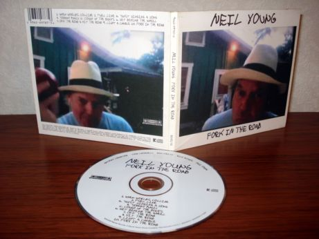 50 Neil Young - Fork in the road